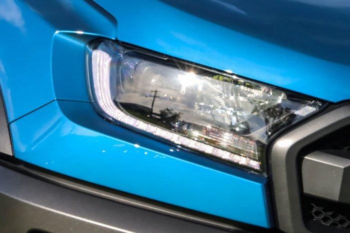 2021 Ford Ranger Raptor PX MkIII MY21.25 4X4 Dual Range Blue