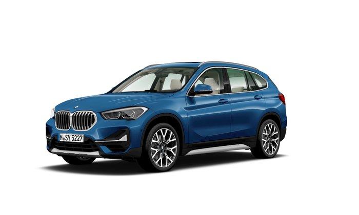 2021 BMW X1 xDrive25i F48 LCI AWD Blue
