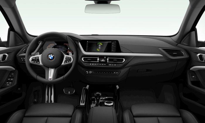 2021 BMW 2 Series 220i M Sport F44 Black