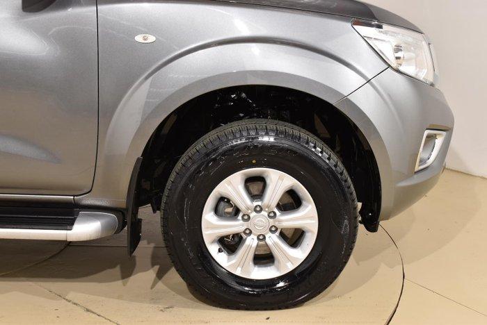 2018 Nissan Navara ST D23 Series 3 4X4 Dual Range Slate Grey