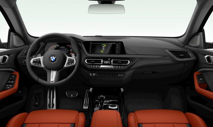 2021 BMW 2 Series M235i xDrive F44 4X4 On Demand Black