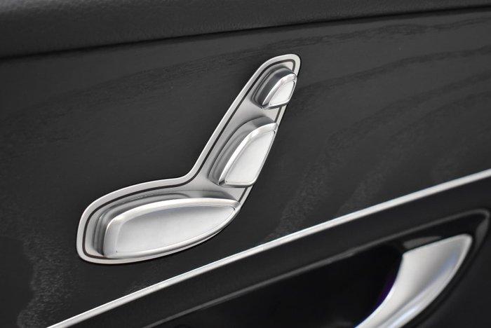 2020 Mercedes-Benz GLC-Class GLC200 X253 Iridium Silver