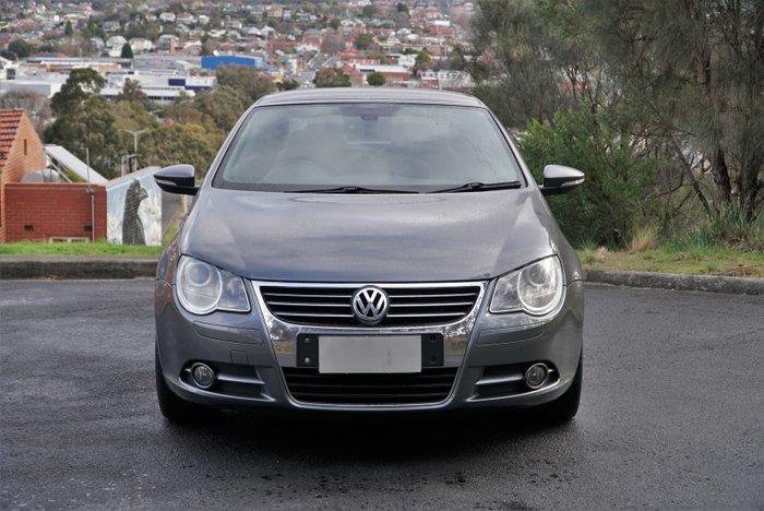 2010 Volkswagen Eos 155TSI 1F MY11 Grey