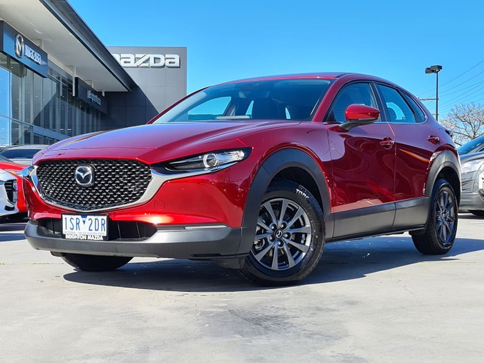 2020 Mazda CX-30 G20 Pure DM Series Soul Red Crystal
