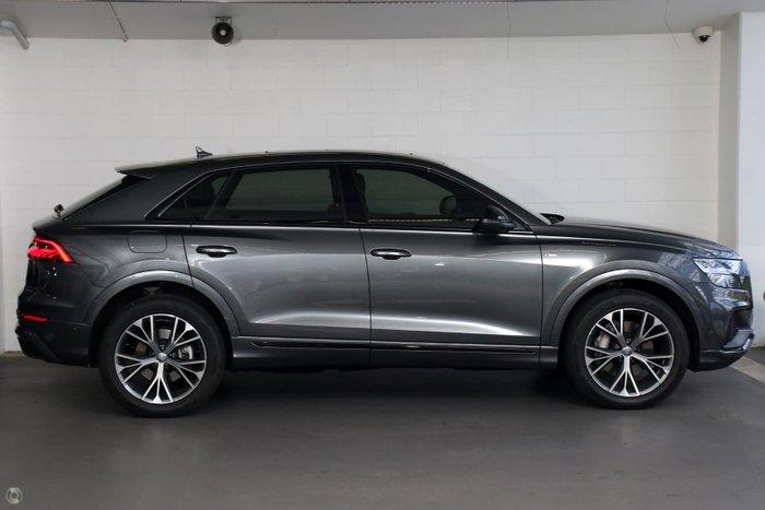 2021 Audi Q8 55 TFSI F1 MY21 Four Wheel Drive Daytona Grey