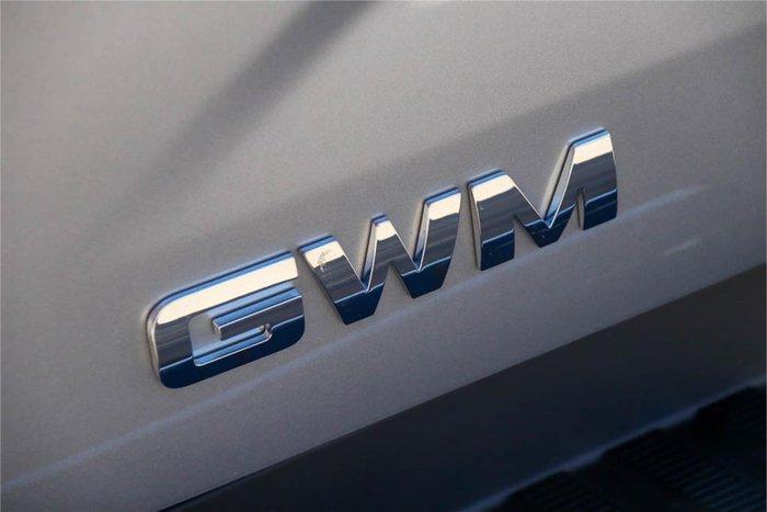 2021 GWM Ute Cannon NPW MY20 PITTSBURGH SILVER