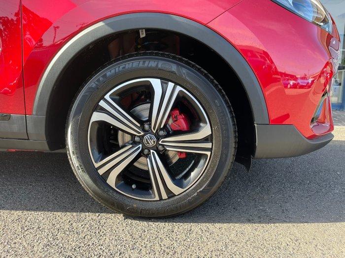 2021 MG ZST Excite MY21 Diamond Red
