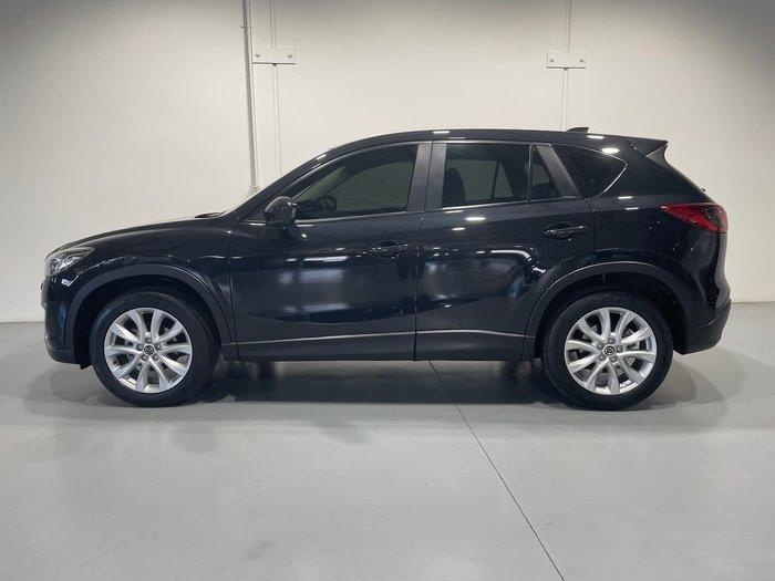 2012 Mazda CX-5 Grand Touring KE Series AWD Black