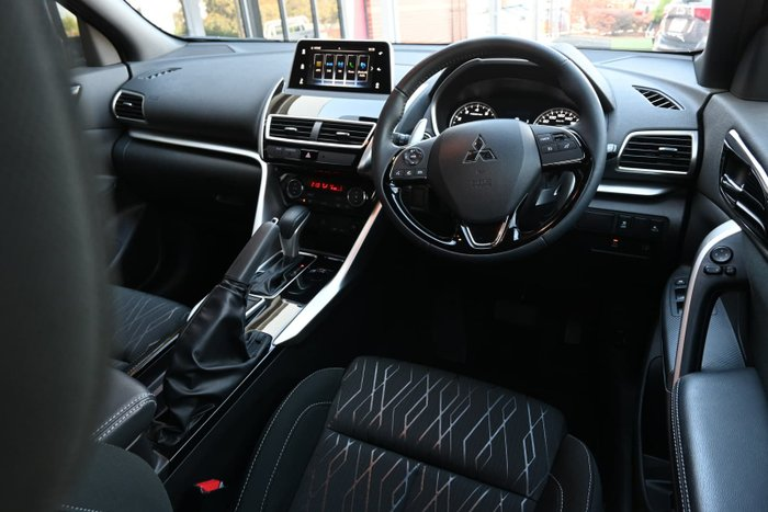2019 Mitsubishi Eclipse Cross Black Edition YA MY20 Starlight
