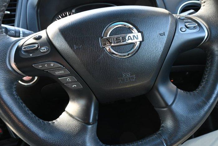 2015 Nissan Pathfinder ST-L R52 MY15 Brilliant Silver