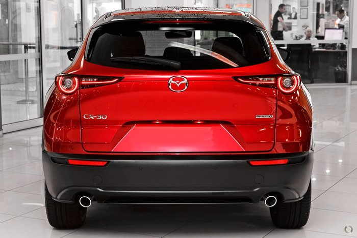 2021 Mazda CX-30 G20 Astina DM Series Red