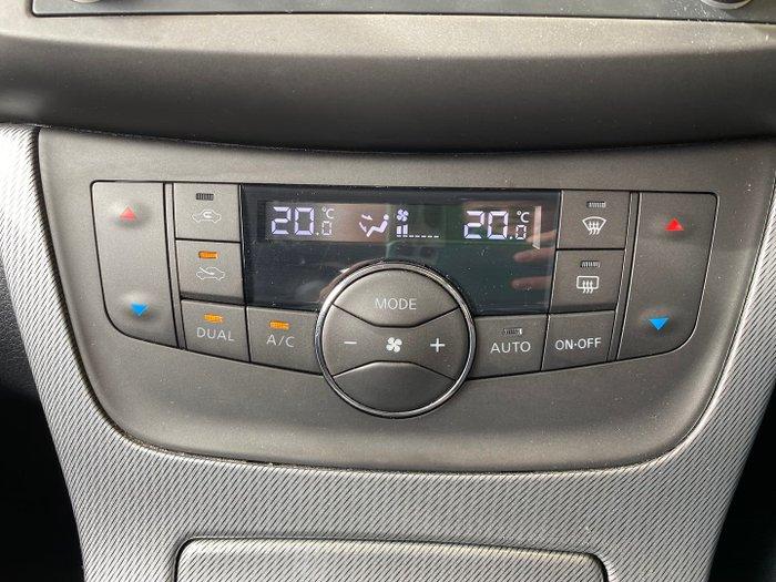 2013 Nissan Pulsar SSS C12 Storm Grey