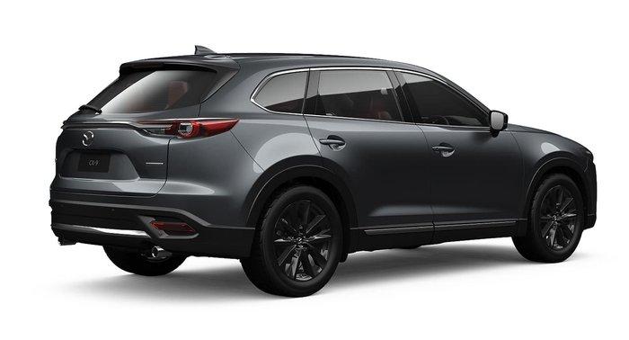 2021 Mazda CX-9 GT SP TC AWD Machine Grey