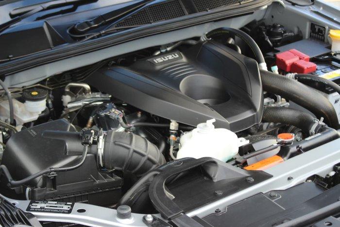 2020 Isuzu D-MAX LS-U MY21 4X4 Dual Range Mercury Silver