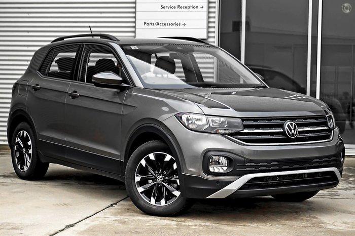 2021 Volkswagen T-Cross 85TSI Life C1 MY21 Grey