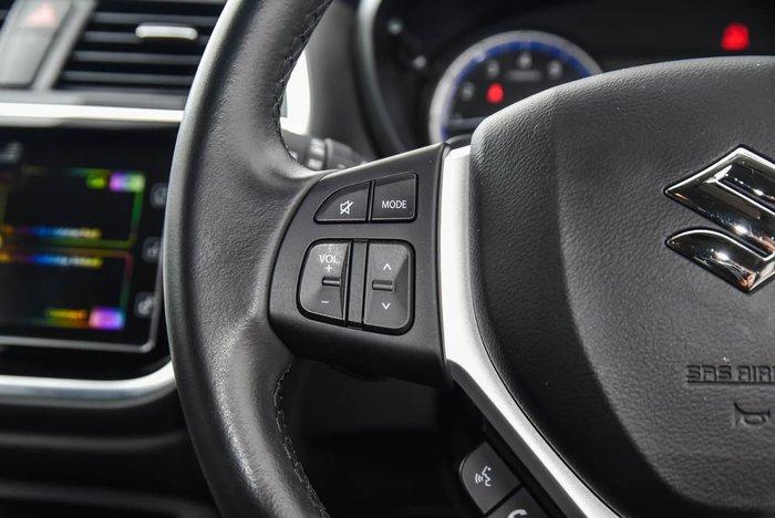 2020 Suzuki S-Cross Turbo Prestige JY Black