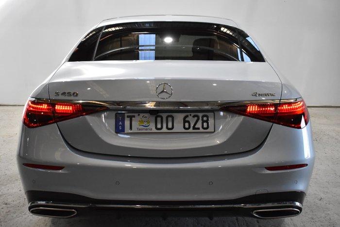 2021 Mercedes-Benz S-Class S450 W223 Four Wheel Drive High-Tech Silver