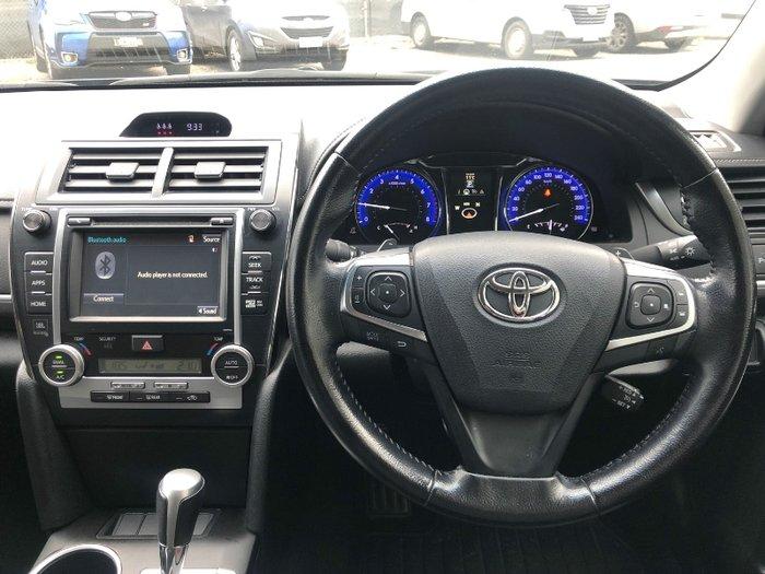 2016 Toyota Camry Atara SX ASV50R BLUE
