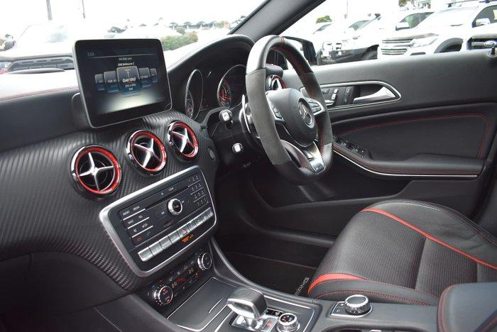 2017 Mercedes-Benz A-Class A45 AMG W176 Four Wheel Drive Cavansite Blue