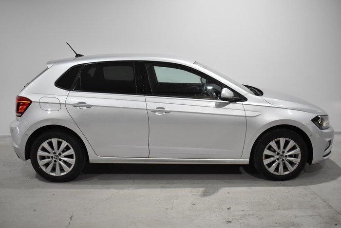 2020 Volkswagen Polo 85TSI Comfortline AW MY21 Reflex Silver