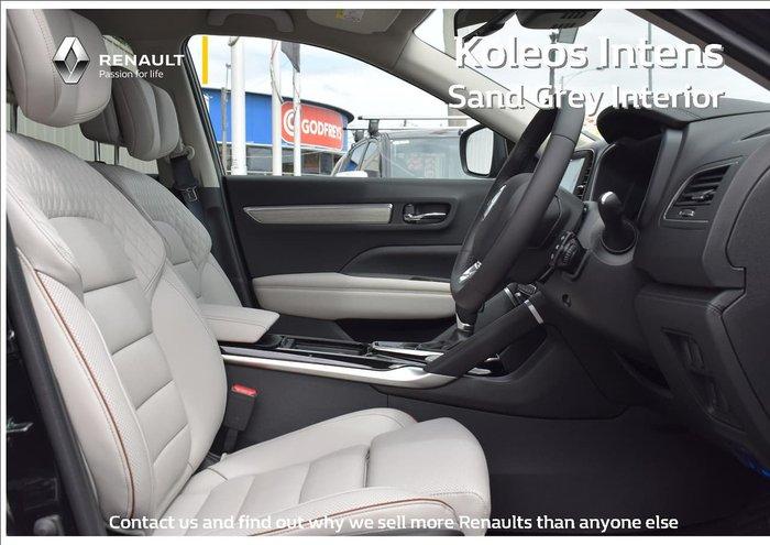 2021 Renault Koleos Intens HZG MY21 Four Wheel Drive Black