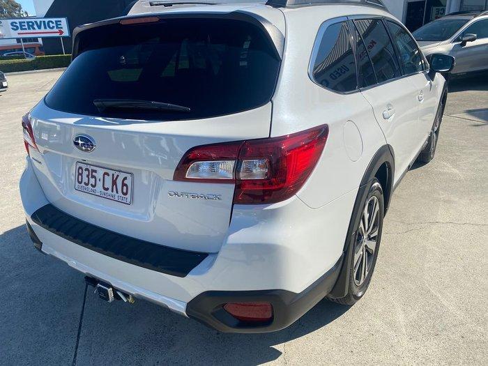 2020 Subaru Outback 2.5i Premium 5GEN MY20 AWD White