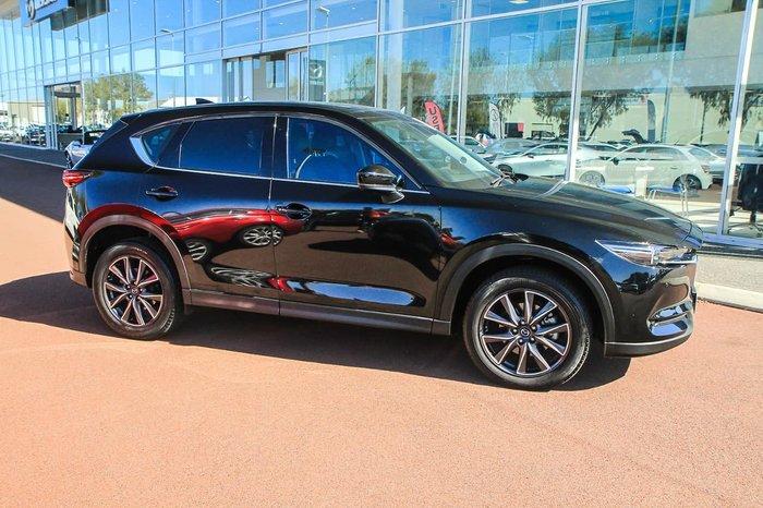 2018 Mazda CX-5 Akera KF Series AWD Black