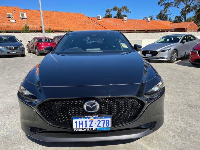 2020 Mazda 3 G25 GT BP Series Black