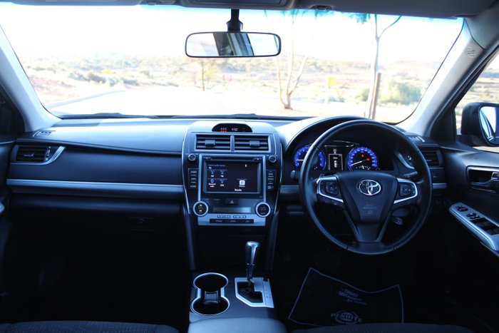 2017 Toyota Camry Atara S ASV50R Indigo