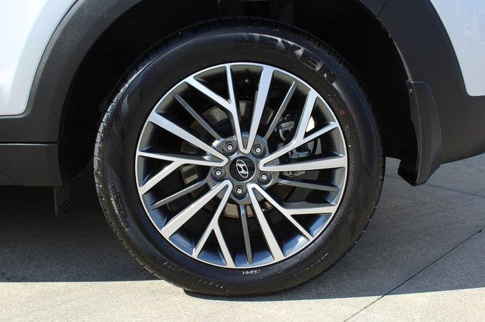 2019 Hyundai Tucson Active X TL4 MY20 Silver