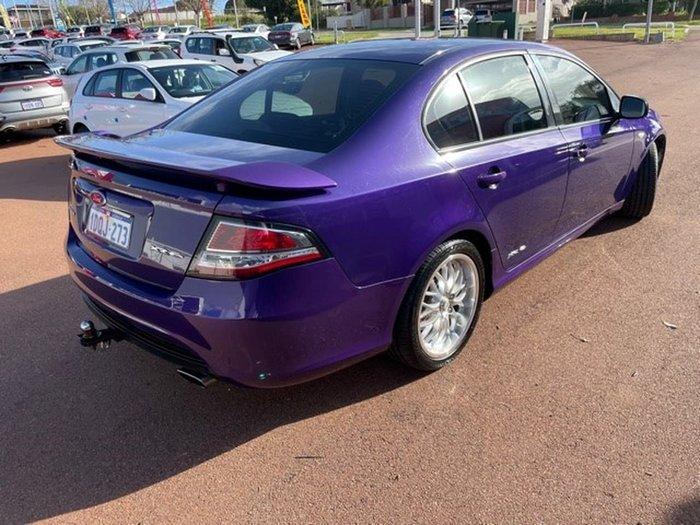 2010 Ford Falcon XR6 FG Purple