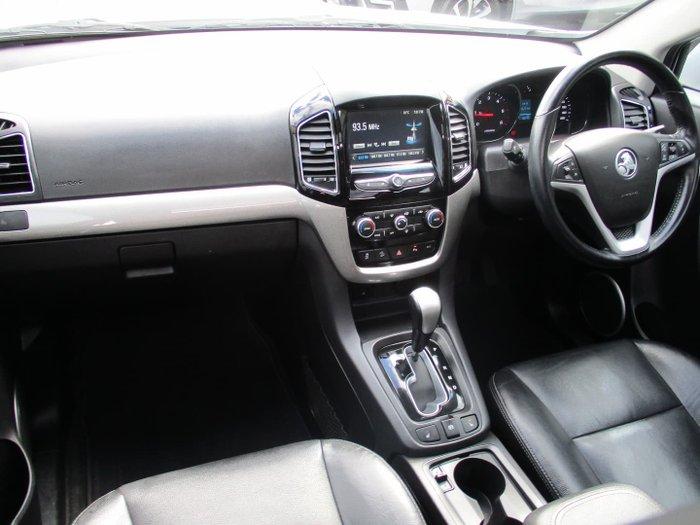 2015 Holden Captiva 7 LTZ CG MY15 AWD Summit White