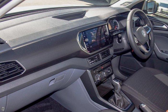 2021 Volkswagen T-Cross 85TSI Life C1 MY21 Reflex Silver