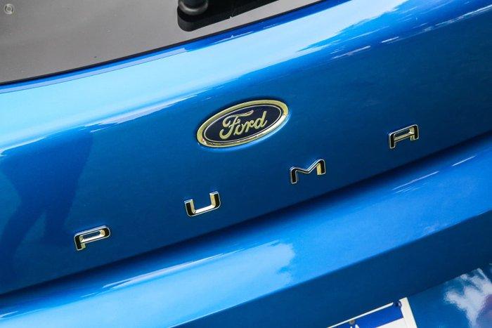 2021 Ford Puma ST-Line V JK MY21.75 Desert Island Blue