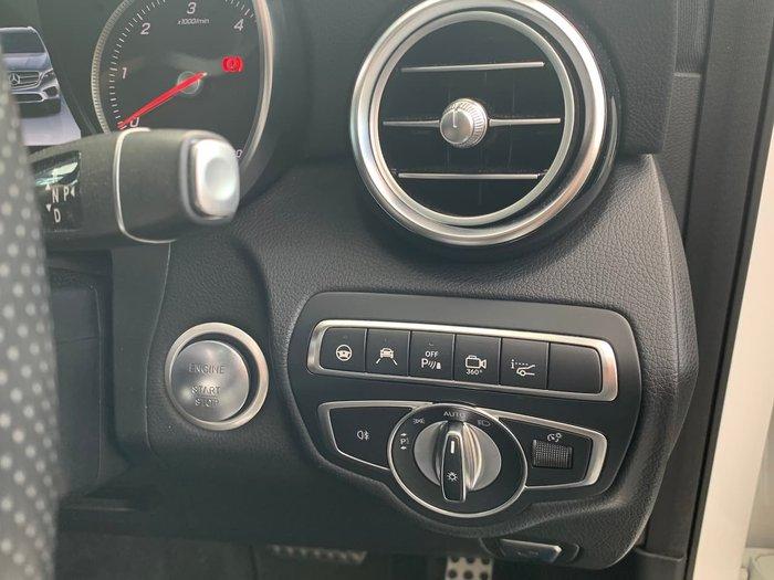 2017 Mercedes-Benz GLC-Class GLC250 d X253 Four Wheel Drive