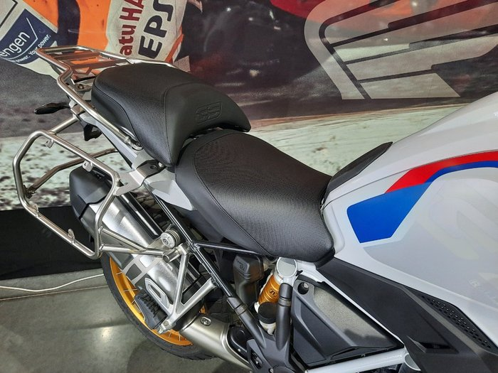 2021 Bmw R 1250 GS RALLYE White