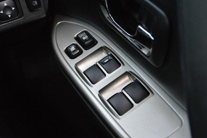 2017 Mitsubishi Pajero Exceed NX MY18 4X4 Dual Range Sterling Silver