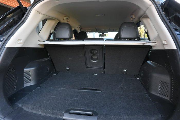 2018 Nissan X-TRAIL ST-L T32 Series II 4X4 On Demand Diamond Black