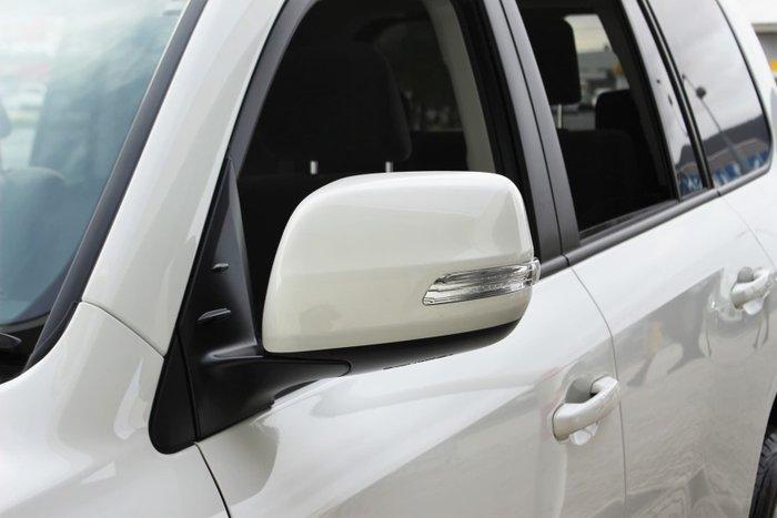 2021 Toyota Landcruiser GXL VDJ200R 4X4 Dual Range White