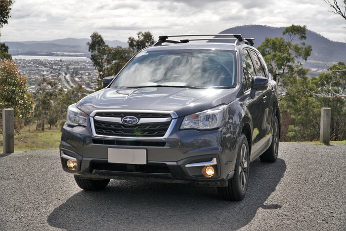 2018 Subaru Forester 2.5i-L S4 MY18 AWD Dark Grey