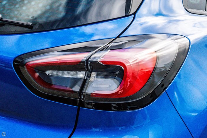 2021 Ford Puma JK MY21.75 Desert Island Blue