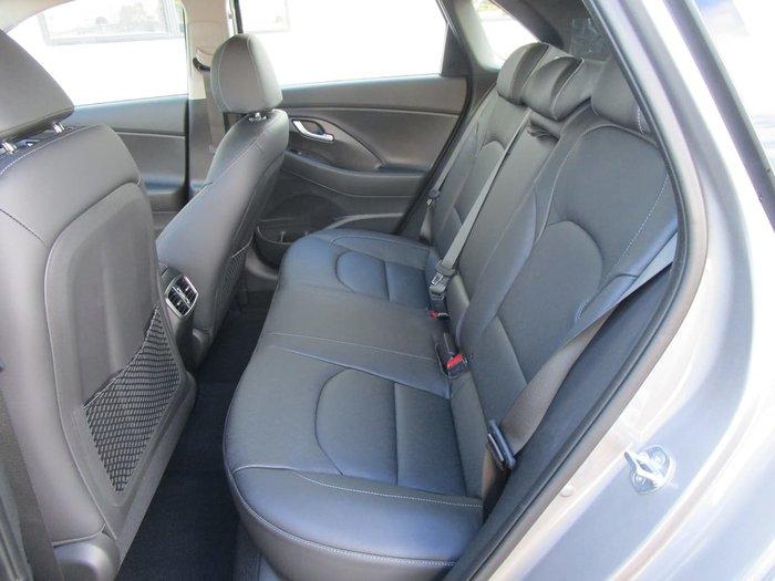 2021 Hyundai i30 Active PD.V4 MY21 Silver