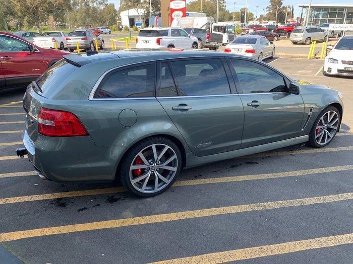 2016 Holden Commodore SS V Redline VF Series II MY16 Grey