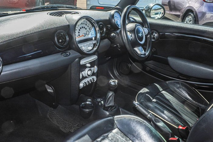 2009 MINI Hatch Cooper D Chilli R56 White