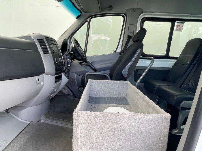 2016 Mercedes-Benz Sprinter 313CDI Transfer NCV3 White
