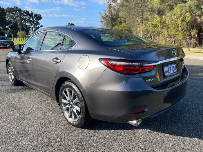 2021 Mazda 6 Touring GL Series Machine Grey