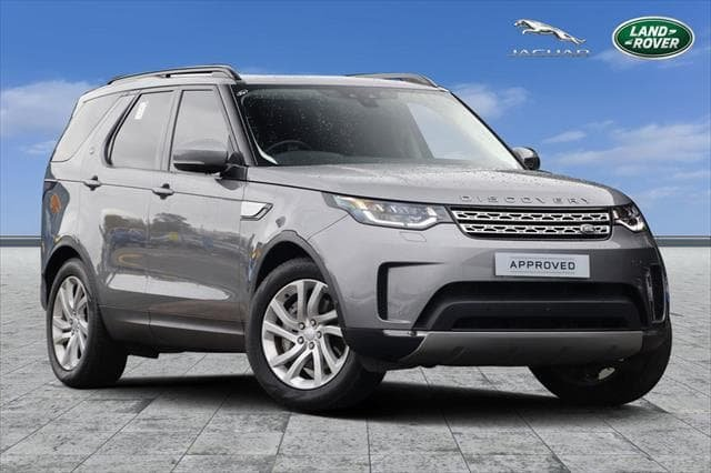 2020 Land Rover Discovery SD6 HSE Series 5 MY20 4X4 Dual Range Eiger Grey