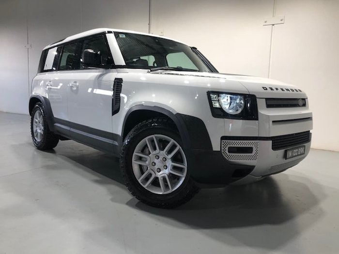 2020 Land Rover Defender 110 P400 S L663 MY20 AWD White