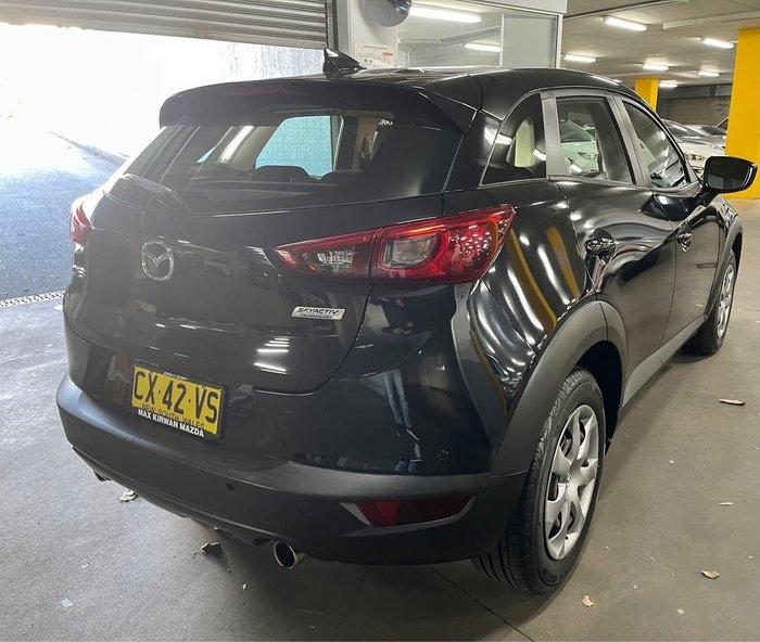2016 Mazda CX-3 Neo DK Black
