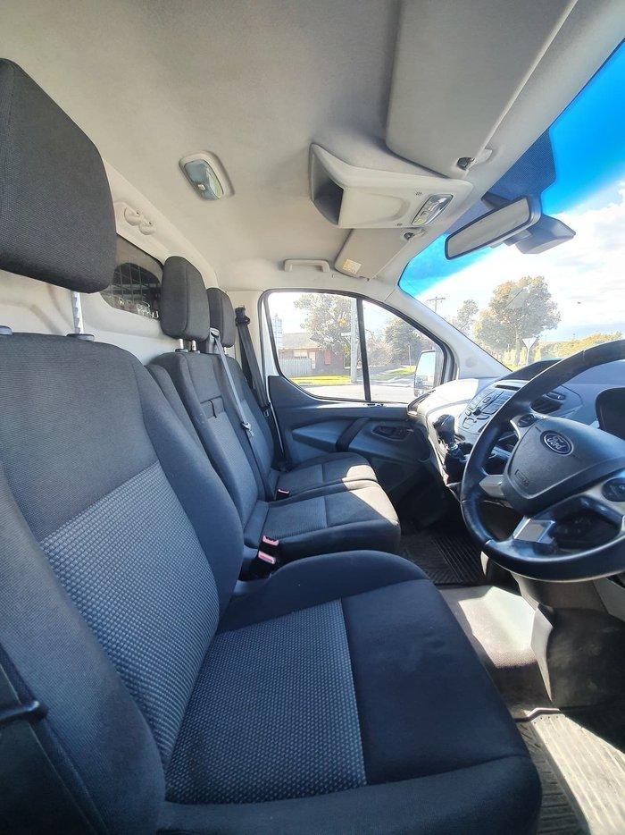 2015 Ford Transit Custom 290S VN White